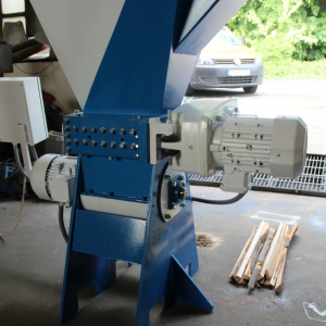 Wood Shredder Machine: A Brief Introduction to Features, Types and Engines